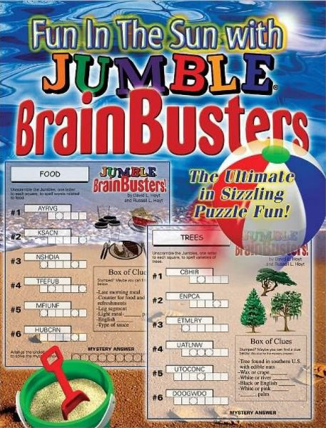 Jumble BrainBusters
