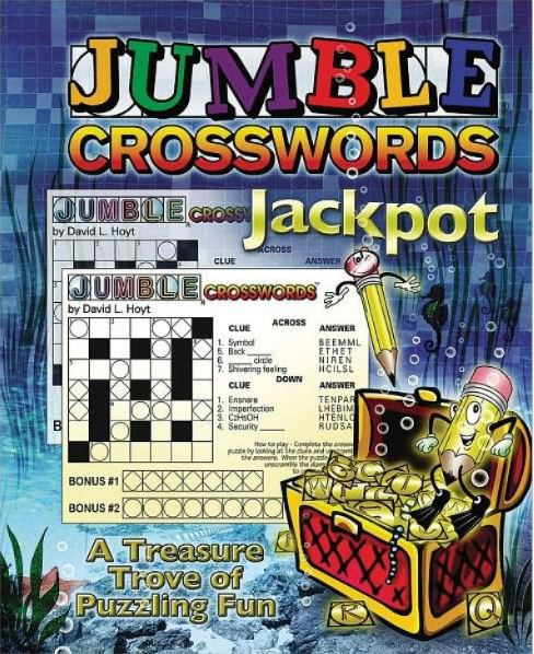 Jumble Crosswords Jackpot