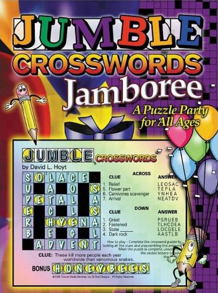 Jumble Crosswords Jamboree