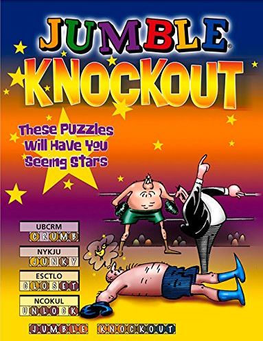 Jumble Knockout