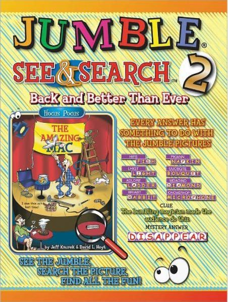 Jumble See & Search 2