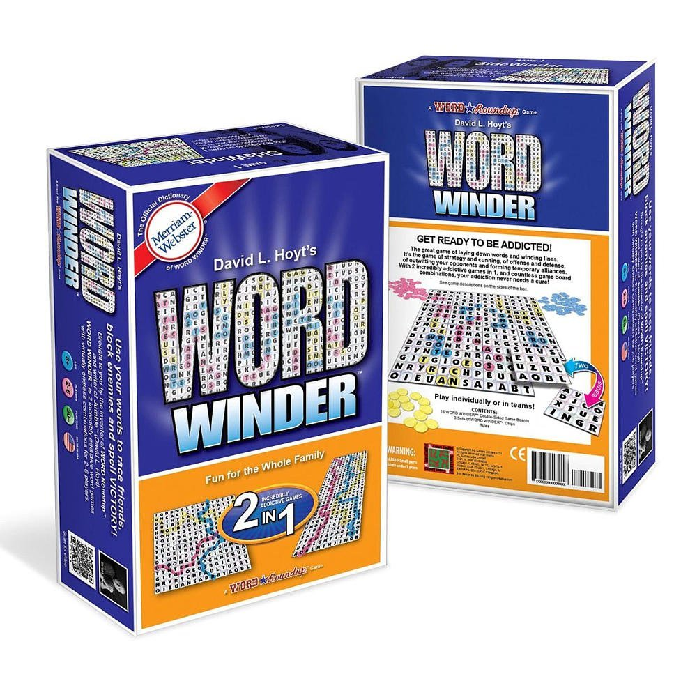Word Winder Board Game