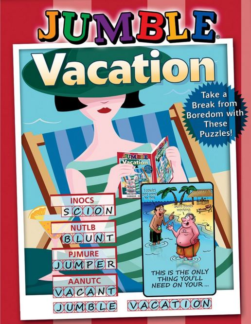 Jumble Vacation