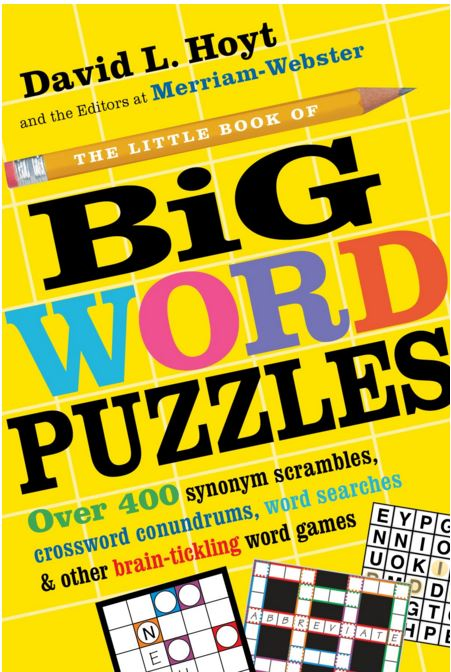 Little Book of Big Word Puzzles